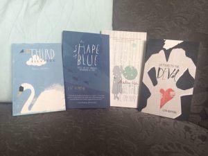 4 book bundle of awesom copy